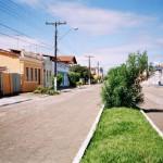 Rua central Belmonte