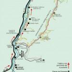 Mapa de acesso