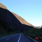 Trecho da BR 040