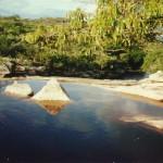 Leito de rio